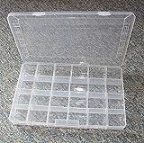 Plastikbox Angelbox Köderbox zubehörbox Werkzeugbox Sortimentskasten