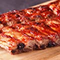 豚スペアリブ2枚(ベービーバックリブ)/ポークペイビーバックリブ ブロック 2ラック入り【販売元:The Meat Guy(ザ・ミートガイ)】