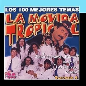 La Movida Tropical: Los 100 Mejores Temas Vol. 4 - Amazon.com Music