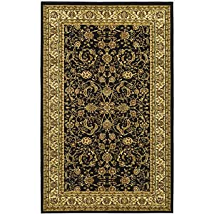 canterbury lnh219a black area rug kitchen