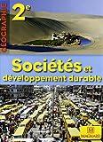 Géographie 2e Sociétés et développement durable