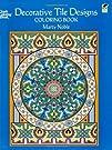 Dover Publications-Decorative Tile De…