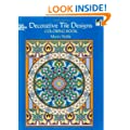 Decorative Tile Designs: Coloring Book (Dover Design Coloring Books)