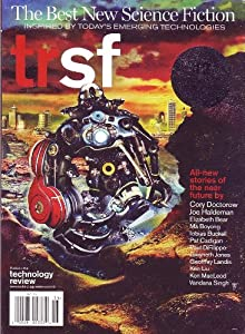 TRSF: The Best New Science Fiction (No. 1) by Pat Cadigan, Joe Haldeman, Paul di Filippo and Gwyneth Jones