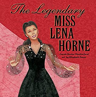Book Cover: The Legendary Miss Lena Horne