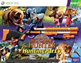 Cabelas Big Game Hunter Hunting Party with Gun - Xbox 360