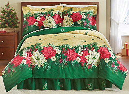 Christmas Bedspreads And Comforters front-1070475