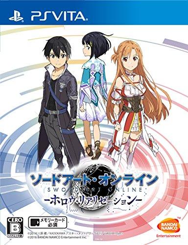 【PS Vita】ソードアート・オンライン -ホロウ・リアリゼーション