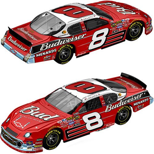 Buy Motorsports Authentics 1:24 2007 Dale Earnhardt Jr Budweiser 1957 Chevy #8