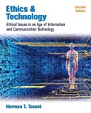 img - for Ethics and Technology: Ethical Issues in an Age of Information and Communication Technology book / textbook / text book