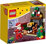 LEGO 40125 Santa's Visit Seasonal Box...