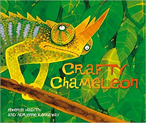R Chameleon Amazon Crafty Chameleon  African