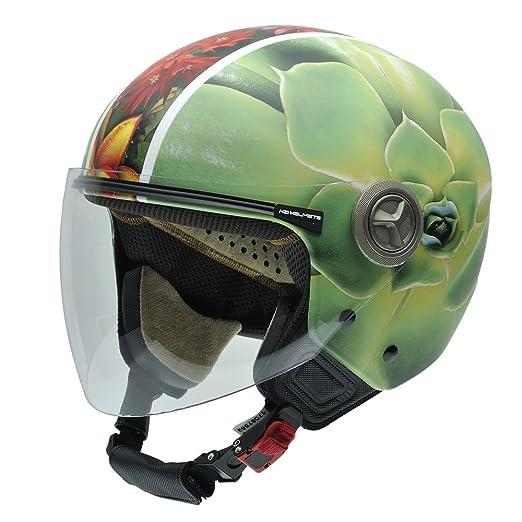 NZI 490203G599 autres casques de la gamme 3D helix iV cactus casco de moto taille :  54 cm