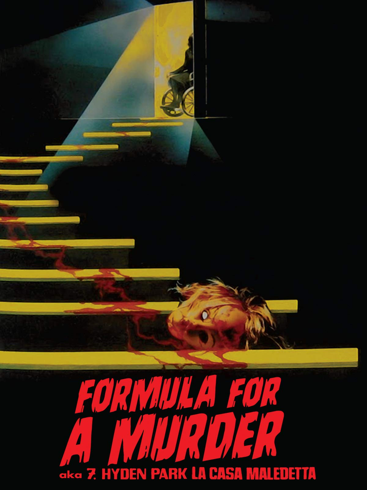 A Formula for a murder