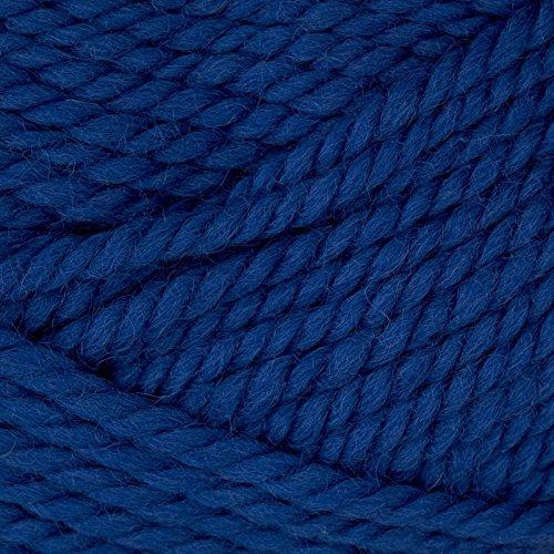 Patons Classic Wool Bulky Yarn (89132) Royal Blue