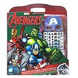 Avengers - Set de mega diversión, con display (Cife 86669)