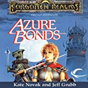 Azure Bonds: Forgotten Realms: Finder's Stone, Book 1 | [Kate Novak, Jeff Grubb]