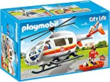 Toy - PLAYMOBIL 6686 - Rettungshelikopter