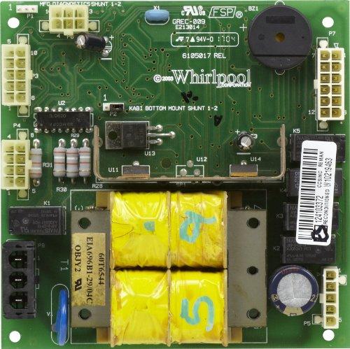 Whirlpool W10219463 Electric Control
