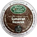 Green Mountain Coffee K-Cup Portion Pack for Keurig K-Cup Brewers, Sumatra Reserve (Pack of 96)