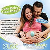 Womb-Music-Heartbeat-Baby-Monitor-by-Wusic-Listening-to-the-sounds-your-baby-makes-is-like-music-to-a-mommys-ears-The-perfect-pregnancy-gift-for-a-new-mommy