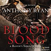 Blood Song: Raven's Shadow, Book 1 | [Anthony Ryan]