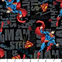 Superman: Man of Steel Fleece Throw Blanket with Finished Edges By Warner Brothers