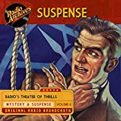 Suspense, Volume 4 |  CBS Radio Network