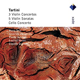 Tartini : Cello Concerto in A major : I Allegro assai