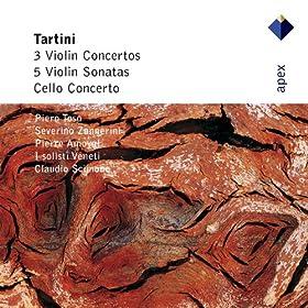 Tartini : Violin Concerto in G major D82 : III Allegro
