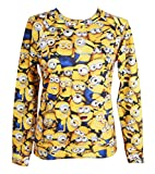Despicable Me Minions Packed Full French Terry Pullover