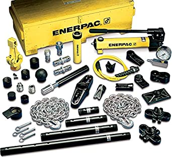 Enerpac MS2-10 5 Ton Hydraulic Maintenance Set