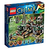 LEGO Legends Of Chima Set #70014 The Croc Swamp Hideout