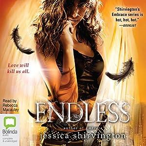 Endless: Violet Eden, Book 4 Audiobook