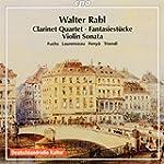 Walter Rabl: Clarinet Quartet - Fanta...