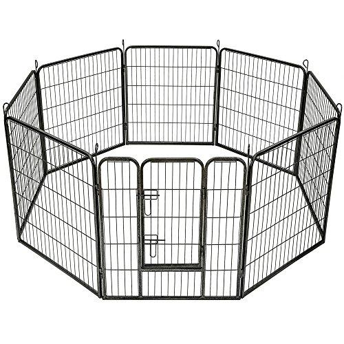 tectake-recinto-grande-per-cuccioli-esterno-recinto-per-cani-gatti-cuccioli-roditori-8pz