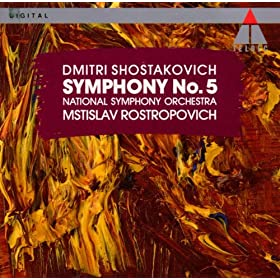Symphony No.5 in D minor Op.47 : IV Allegro non troppo
