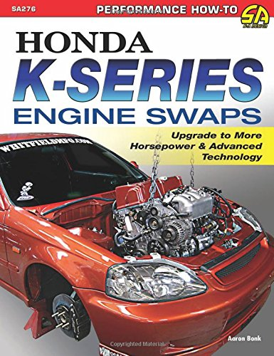 Honda K. Series Engine Swaps: Upgrade to More Horsepower and Advanced Technology (Performance How to)