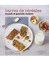 Barres de céréales : Muesli & granola