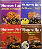 Pamela's Products Whenever Bars Variety 4 Pack -