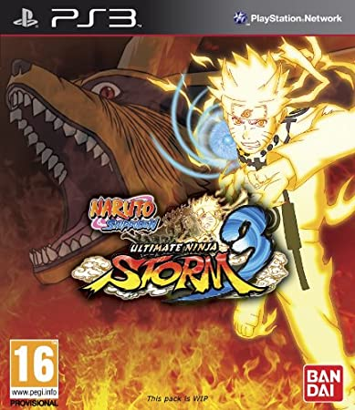 Naruto Shippuden: Ultimate Ninja Storm 3 - Day One Edition