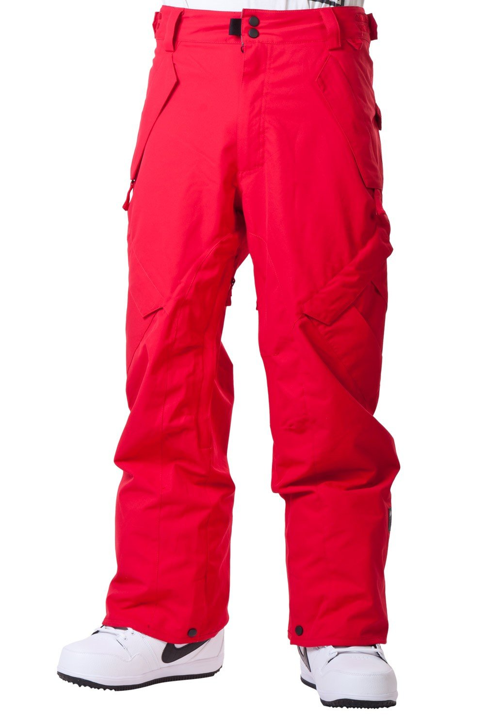 Ride Phinney Snowboardhose (red)
