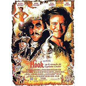 Hook - Boitier métal - Collection TOPITO - Combo BD + DVD [Blu-ray] [Blu-r