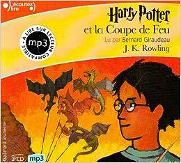 Harry potter et la coupe de feu cd 3260050678612 books - Acteur harry potter et la coupe de feu ...