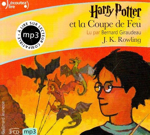 Harry potter et la coupe de feu cd rowling j k gallimard - Telecharger harry potter et la coupe de feu ...
