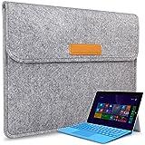 [Surface Pro 3] Inateck Housse pour Microsoft Surface Pro 3 Étui pour Ultrabook Sacoche pour portable conçue pour surface pro 3 et surface pro 4