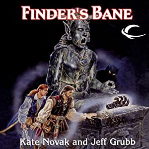 Finder's Bane: Forgotten Realms: Lost Gods, Book 1 | [Jeff Grubb, Kate Novak]