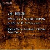 Nielsen: Symphonies Nos. 2 & 6