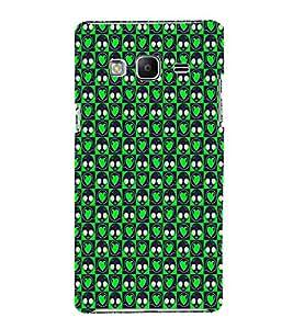 EPICCASE green eyes Mobile Back Case Cover For Samsung Tizen Z3 (Designer Case)