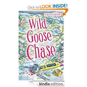 FREE KINDLE BOOK: Wild Goose Chase (A Quilting Mystery)